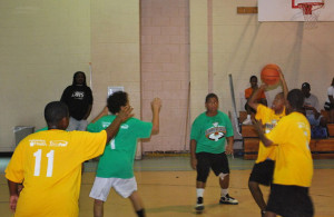 PAL D,Youville basketball camp