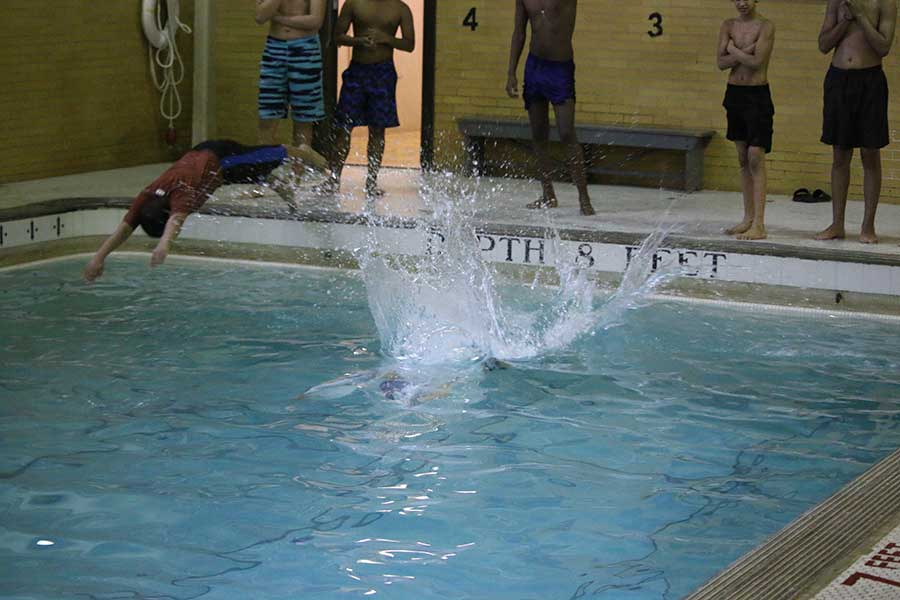 Lafayette HS Swimming