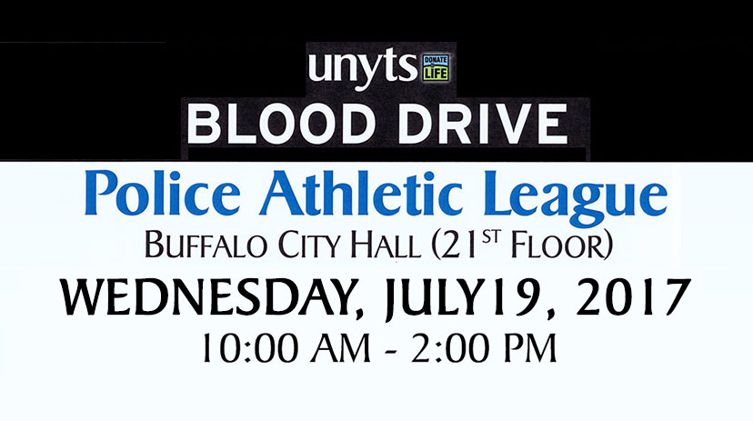 UNYTS Blood Drive