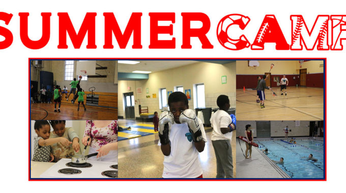 PAL SPORTS & ENRICHMENT SUMMER CAMP