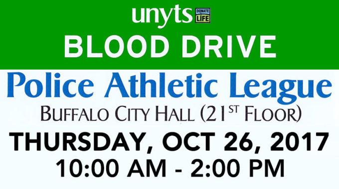 UNYTS Blood Drive