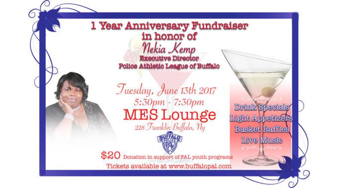 1 Year Anniversary Fundraiser