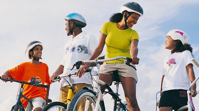 Bike Helmet Giveaway