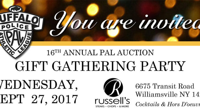 2017 Gift Gathering Party