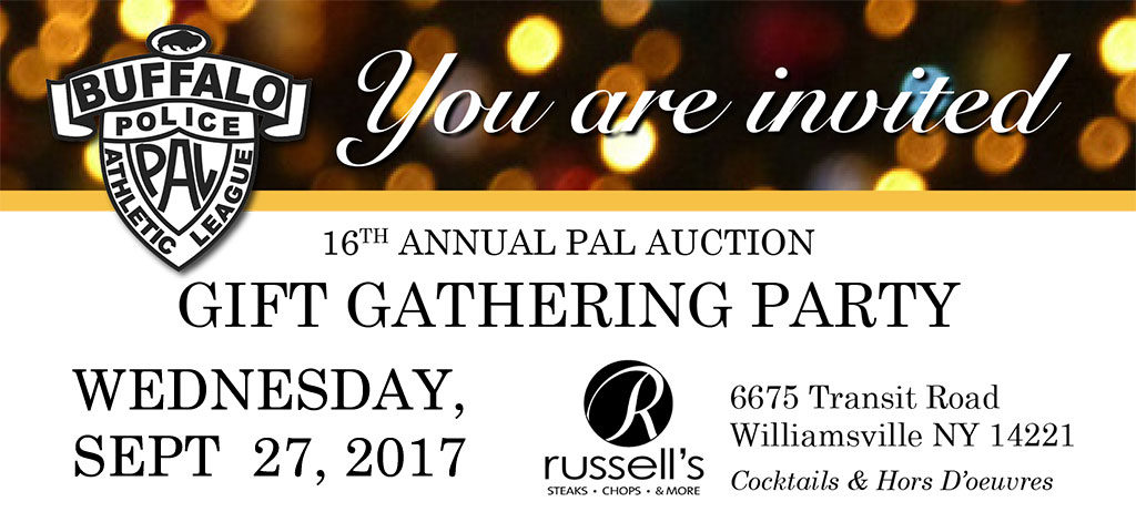 pal auction gift gathering