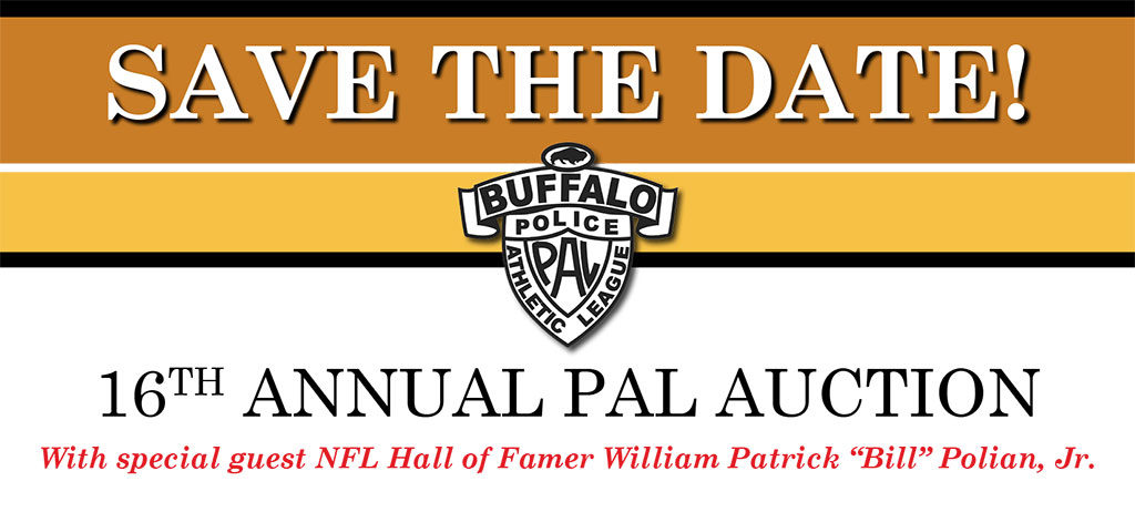 PAL auction save the date
