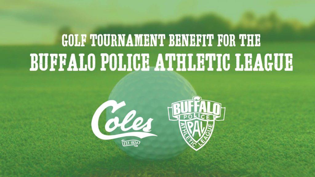 Cole's golf tournament