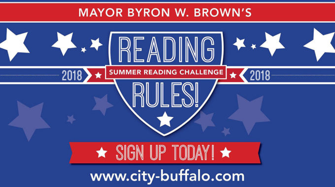 Mayor Brown Launches 17th Annual Reading Rules! Challenge
