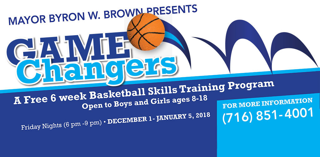 Mayor Brown presents Game Changers
