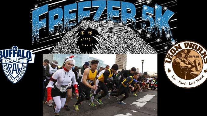 2017 Freezer 5K