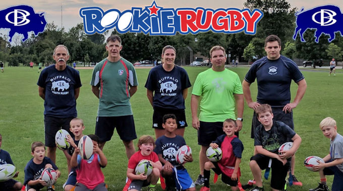 Rookie Rugby Clinics