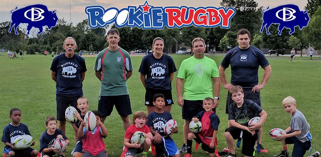 Buffalo PAL Rookie Rugby Clinics