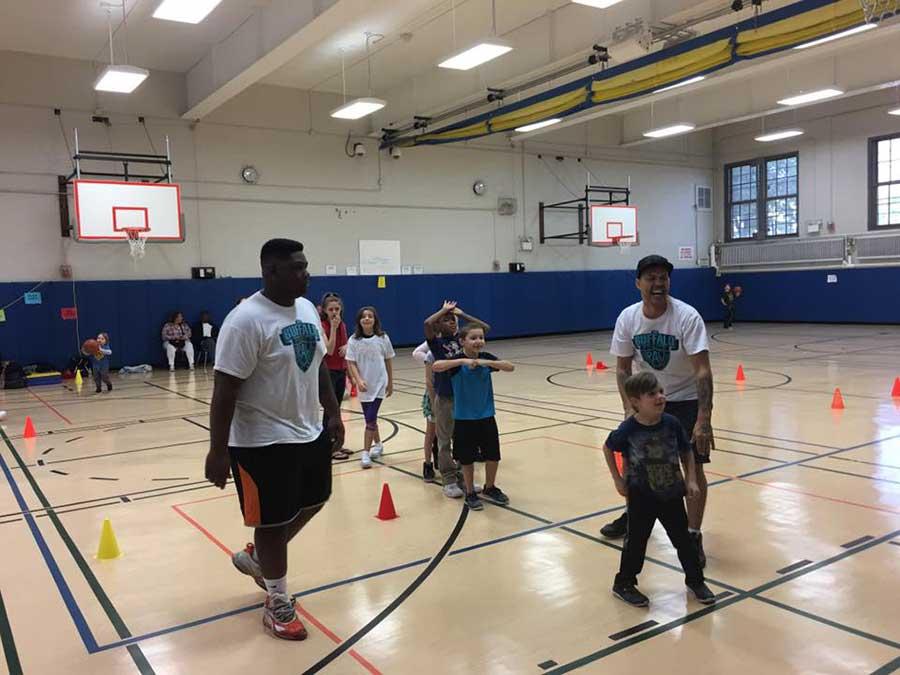 Basketball Clinic