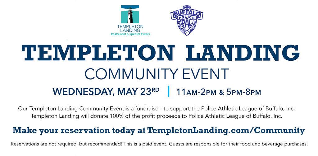 Templeton Landing Community Findraiser for Buffalo PAL