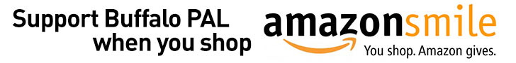 Support Buffalo PAL when you shop on Amazon
