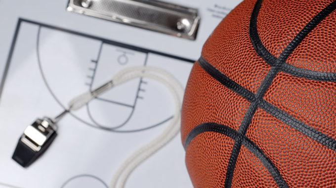 Basketball Team Registration At Buffalo PAL