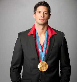 Olympic Gold Medalist & Co-Founder of Classroom Champions Steve Mesler