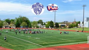 PAL NFL Flag Football League @ Johnnie B. Wiley Amateur Athletic Sports Pavilion