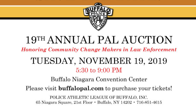19th Annual PAL Auction Honoring Community Change Makers – BNCC