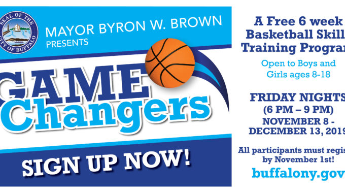 Mayor Brown's Game Changers