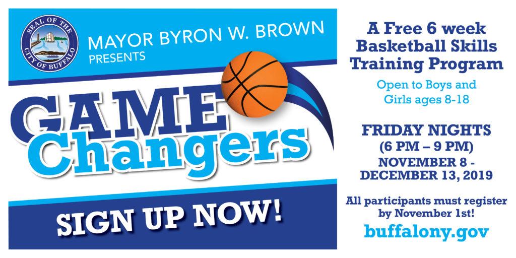 Game Changers - Mayor Byron Brown Program