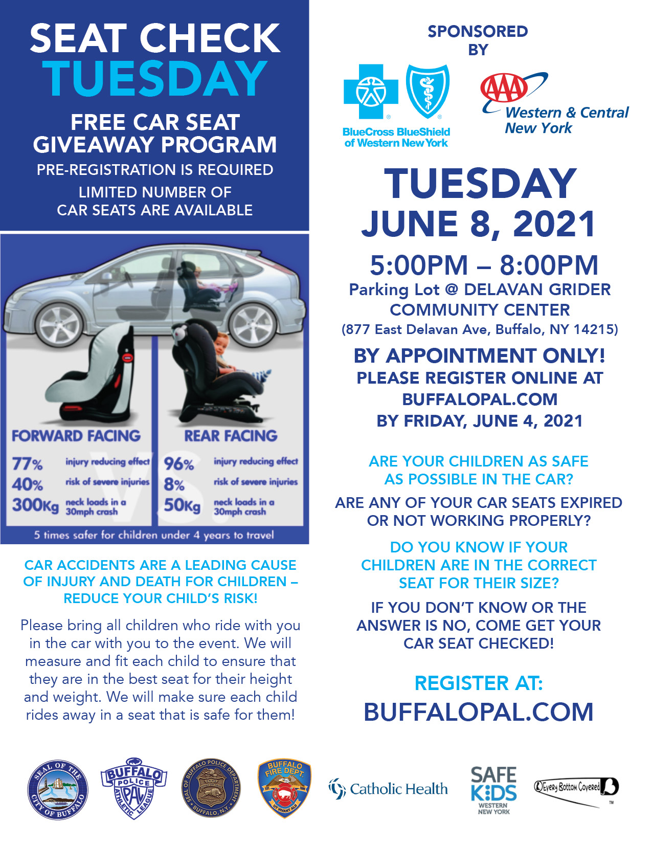 Car Seat Check & Giveaway